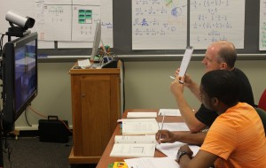 Dynamic Hybrid Learning Environments