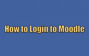 MLP Tech Tips: How to Login to Moodle