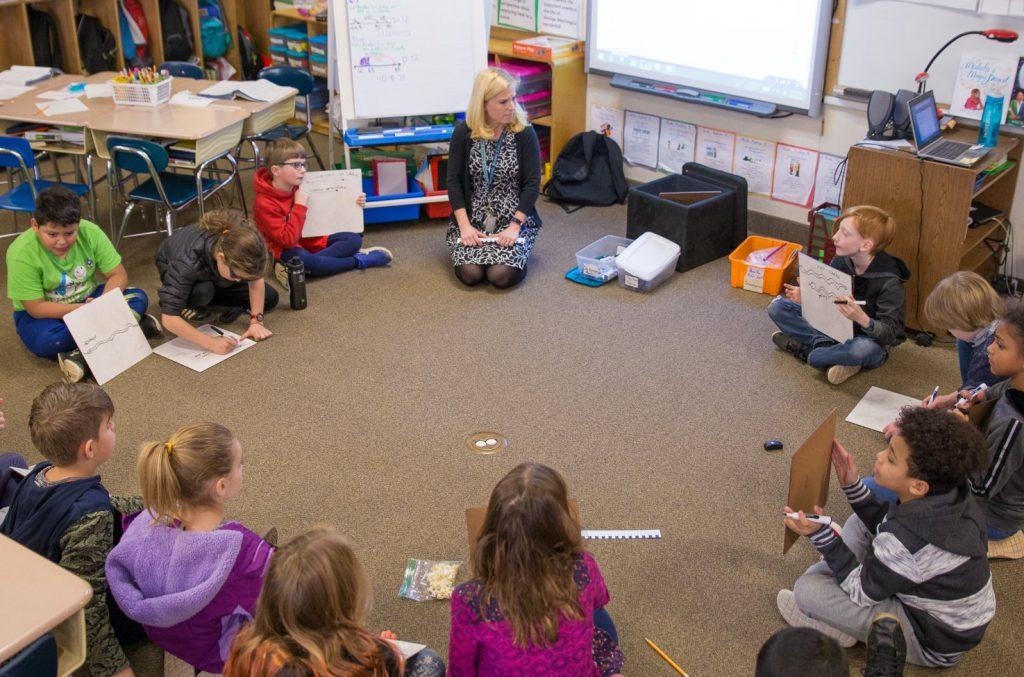 Virtual Professional Learning Networks | Math Leadership Programs